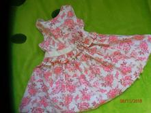 Růžičkové šaty, matalan,86