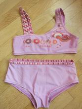 Dívčí dvoudílné plavky, 134