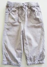 Plátěné kalhoty, tu,86