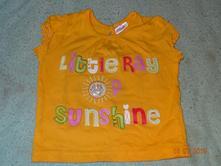 Dívčí tričko, cherokee,62