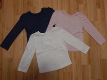 Set 3ks dívčích triček, young dimension,98