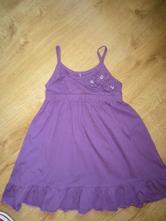 Lehké letní šaty, george,98
