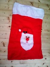 Vánoční pytel na dárky,