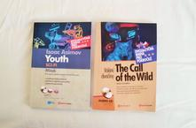 Dvojjazyčné -youth +the call of the wild+cd,
