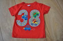 Tričko s autíčky, pepco,86