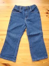 Riflové kalhoty vel. 110, 110