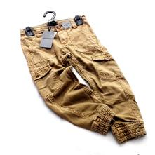 Dětské kalhoty, rif-0032-02, respect,110 / 116