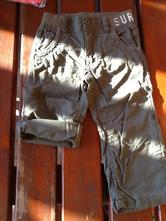 Lindex roll-up kalhoty len/bavlna, lindex,92