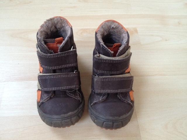 Kožené zimní boty essi c98b01aa2f