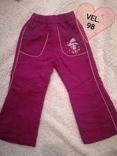 Podšité kalhoty, bhs,98