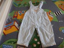 Tenké manšestrové kalhoty s laclem, cherokee,80