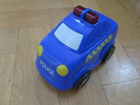 Policejní autíčko ,