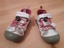 Sportovní dívčí sandálky loap - vel.25, loap,25