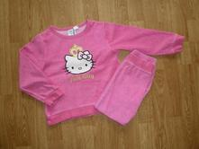 Pyžamo hello kitty, h&m,98
