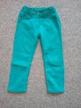 Kalhoty manžestráky, lupilu,98