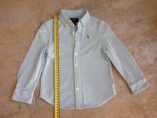 Dětské košile a halenky s dlouhým rukávem   Ralph Lauren - Dětský ... e944d3ae39