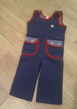 Retro kojenecké kalhoty / dupačky, 74