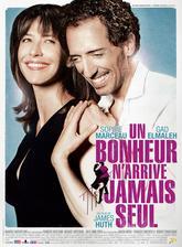 Un Bonheur n'arrive jamais seul (2012) pokiaľ viem bez dabingu