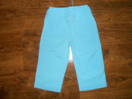 Letní kalhoty, exmax, vel 80, 80