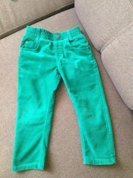 Kalhoty marks spencer 2-3 roky, marks & spencer,98