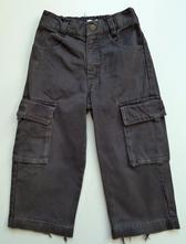 Kapsové kalhoty kapsáče vel. 104, esprit,104