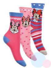 Ponožky disney minnie, vel. 23/26, disney,23 / 24 / 25 / 26