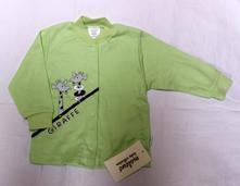 Kabátek zelené žirafy , 74