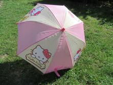 Deštník hello kitty,