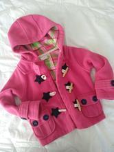 Flísový kabátek, next,98
