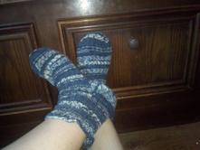 Pletené ponožky, 24 - 33