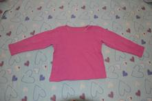 Bavlněné tričko, dl. rukáv, marks & spencer,104