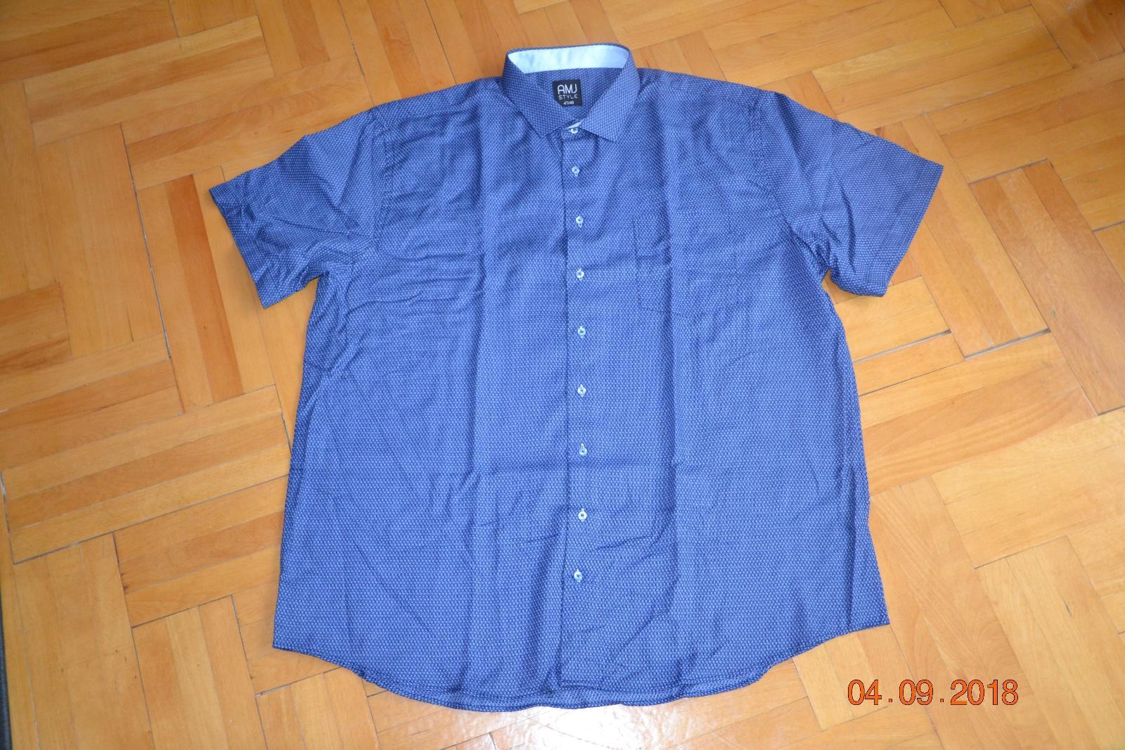 ea8a630b4da0 Nová pánská košile zn. amj style
