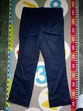 Plátěné těhu kalhoty, 44