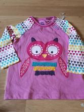 Růžové tričko se sovou, tu,68