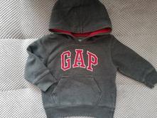 Šedá mikina gap, gap,92