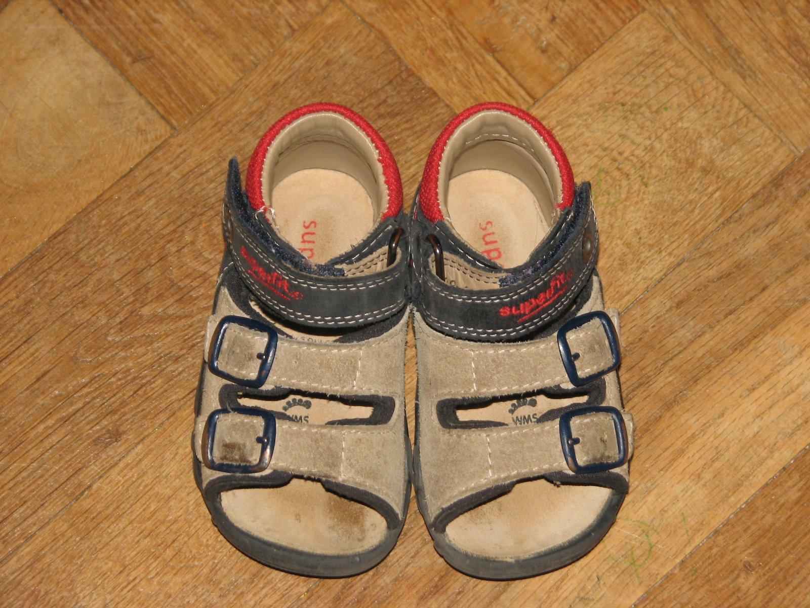 Dětské zdravotní sandály 9194b5a9e8