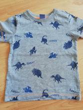 Tričko s dinosaury, dopodopo,80