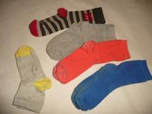 Ponožky 5x vel 30-34, 30