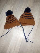 Zimní čepice 2 ks, 80