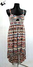Asymetrické letní šaty miso vel 38, 38