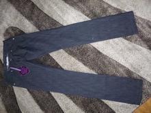 Plátěné kalhoty, s