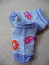 Ponožky modré, lupilu,18