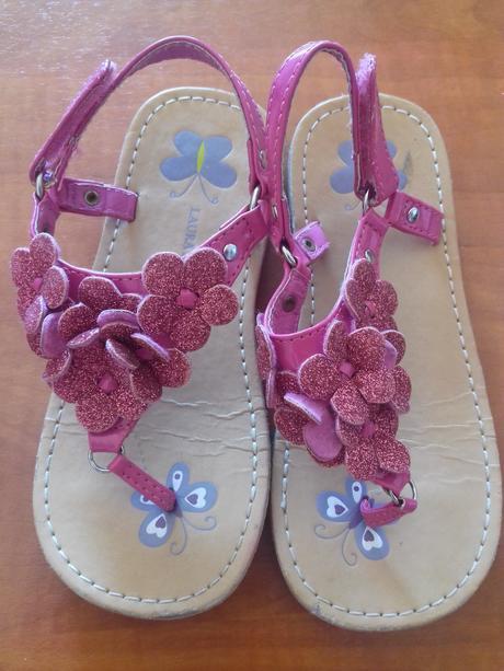 Otevřené boty, c&a,25
