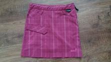 Outdoorová softsheel sukně, jack wolfskin,128
