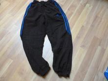 Sportovní kalhoty tepláky adidas vel. 9-10, adidas,140