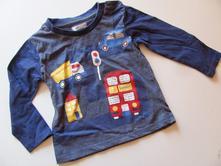 Chlapecké tričko č.170, pepco,80
