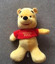 Plyšový medvídek pú 28 cm,