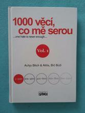 Kniha 1000 věcí, co mě serou,