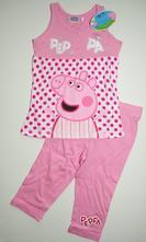 Pyžamo x komplet peppa pig, 116