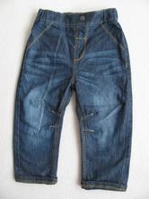 Zateplené džíny,rifle, george,86